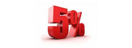 СКИДКА 5% ОТ ЛУЧШЕЙ ЦЕНЫ